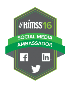 HIMSS16 SMA Badge