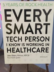 Every Smart Person is Working in Healthcare small